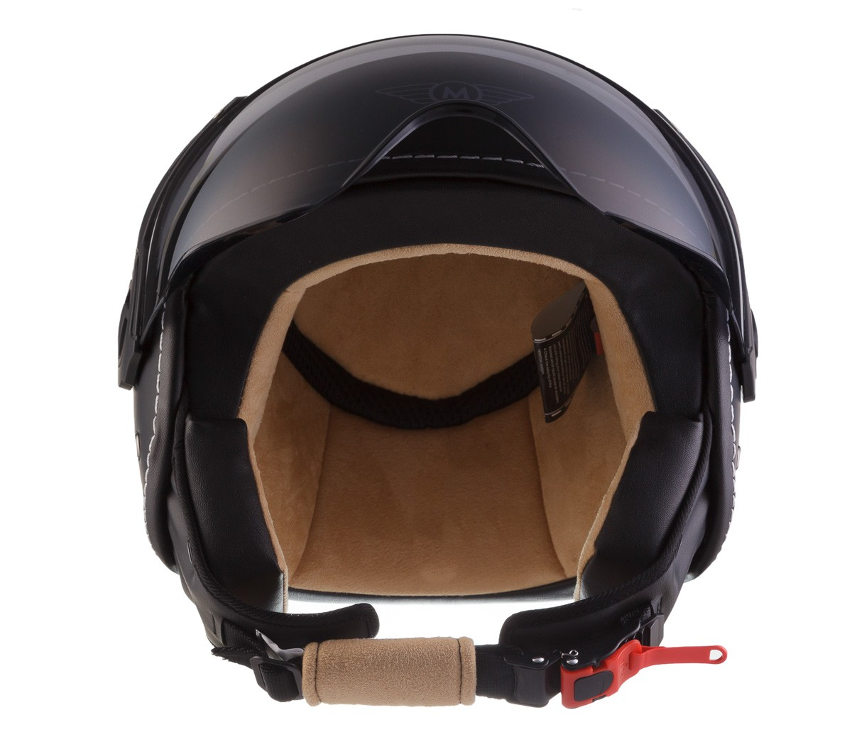 moto h44 matt b jet helm motorrad helm roller helm retro mofa xs s m l xl ebay. Black Bedroom Furniture Sets. Home Design Ideas