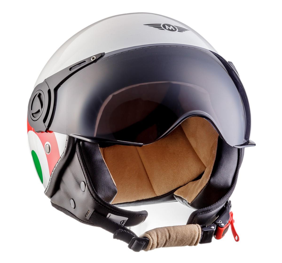 moto h44 italy jet helm roller helm motorrad helm retro. Black Bedroom Furniture Sets. Home Design Ideas